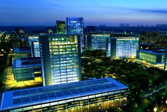 LUC Builds A STEM Academy -FutureGrow Academy in Lingang Pujiang