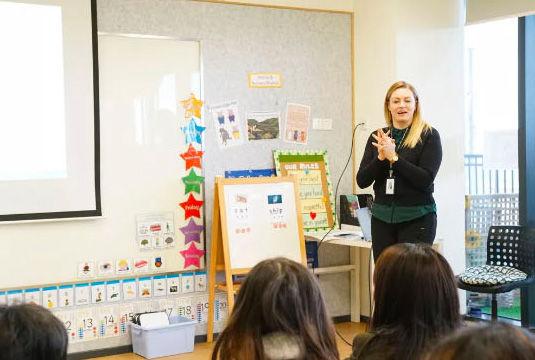 FGA教育工作坊之项目周 | 早期教育的读写培养