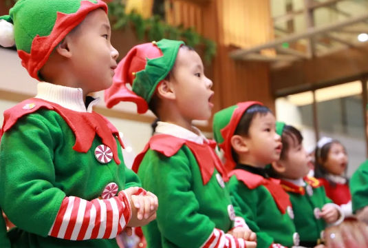 FGA Winter Wonderland | Celebrating the Christmas Together